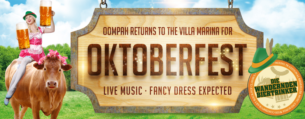 banner image for Oktoberfest