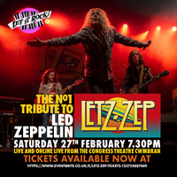 Let it Rock - THE NO 1 TRIBUTE TO LED ZEPPELIN by LetzZepp Poster