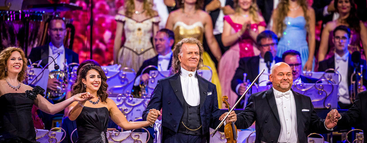 banner image for André Rieu Magical Maastricht Together in Music
