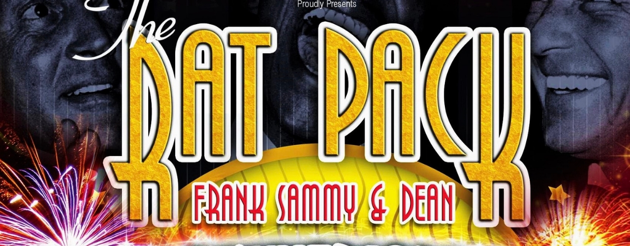 banner image for The Rat Pack are Back with Charley Toulon as Marilyn Monroe