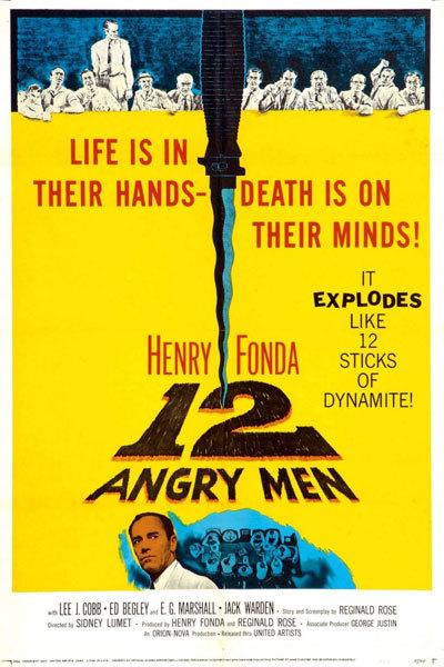 12 Angry Men (U) FILM SEASON at Torch Theatre