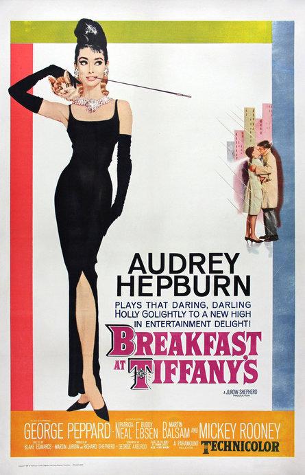Breakfast at Tiffanys – Classic Movie