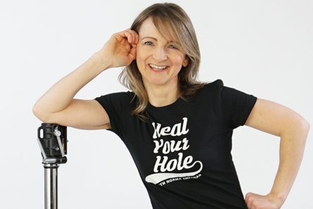 Droichead Arts Centre -            Heal Your Hole with Norma Sheahan