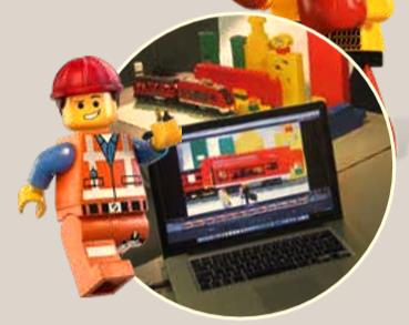 Lego Animation Spring 2020