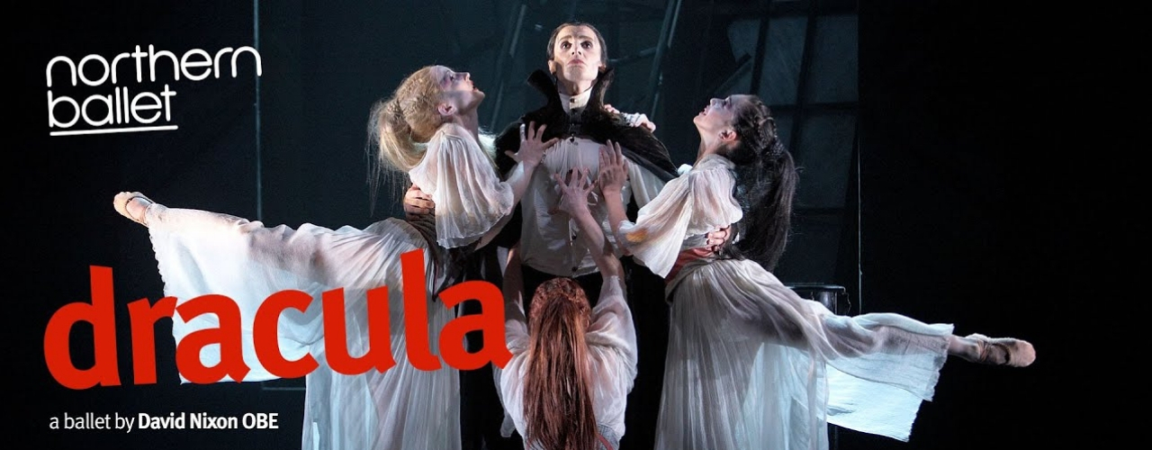 banner image for The Northern Ballet: Dracula LIVE