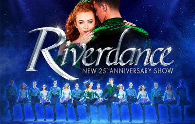 thumbnail image for Riverdance 25th Anniversary Show