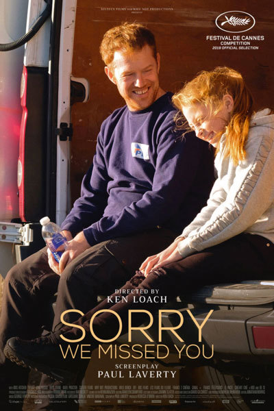 Sorry We Missed You (15) SUBTITLED at Torch Theatre