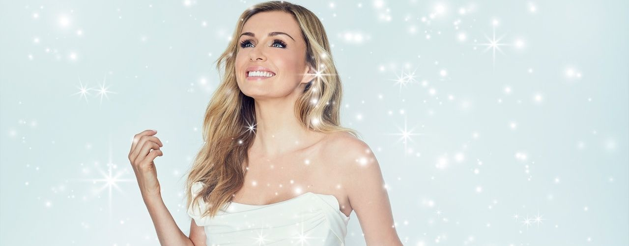 banner image for Katherine Jenkins: A Christmas Spectacular Filmed at the Royal Albert Hall