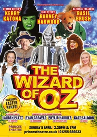 The Wizard Of Oz - Easter Pantomime Thumbnail