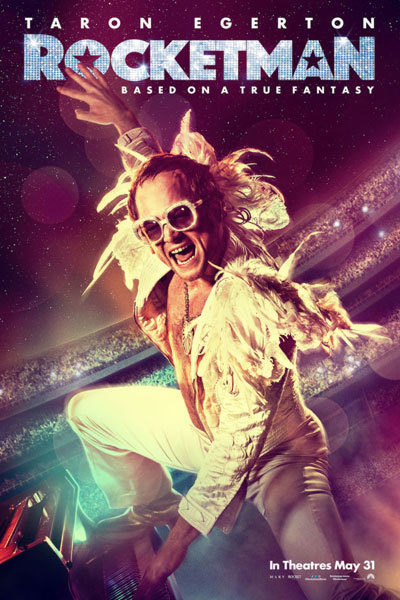 Rocketman (15) SUBTITLED at Torch Theatre