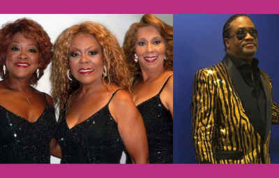 image of The Three Degrees (with special guest Eban Brown)