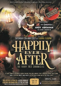 Happily Ever After: The Fairytale Chronicles Poster