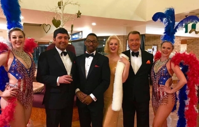 image of The Rat Pack are Back with Charley Toulon as Marilyn Monroe