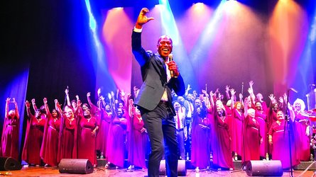 Manchester Inspirational Voices in Concert