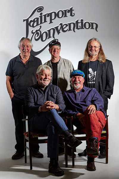 Fairport Convention 2020 at Torch Theatre