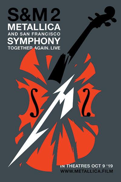 Metallica & San Francisco Symphony: S&M2 at Torch Theatre