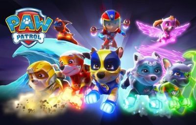 thumbnail image for Paw Patrol: Mighty Pups