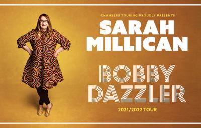 image of Sarah Millican: Bobby Dazzler Tour