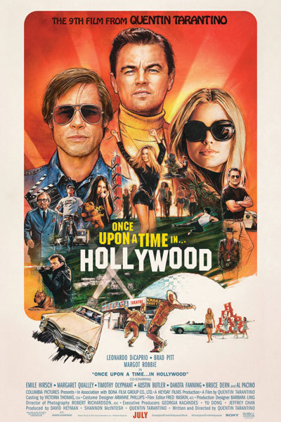 Once Upon a Time in Hollywood at Torch Theatre