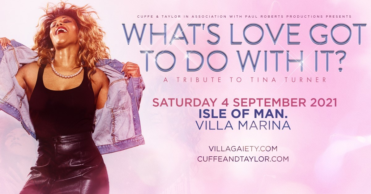 banner image for What's Love Got To Do With It? A Tribute to Tina Turner
