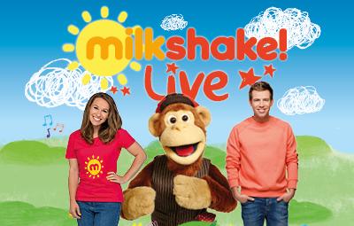 image of Milkshake! Live