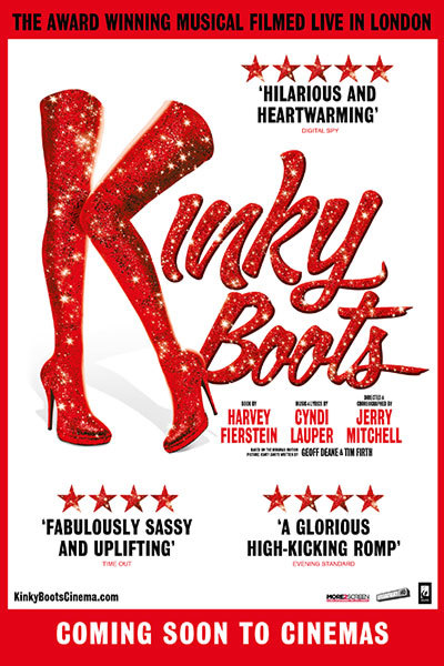 Kinky Boots - The Musical at Torch Theatre