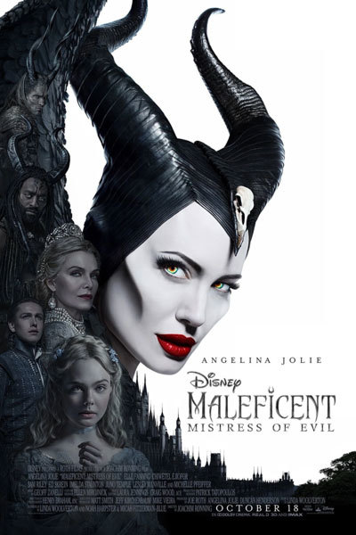Maleficent: Mistress of Evil 3D at Torch Theatre