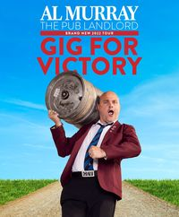 Al Murray - Landlord of Hope & Glory Poster