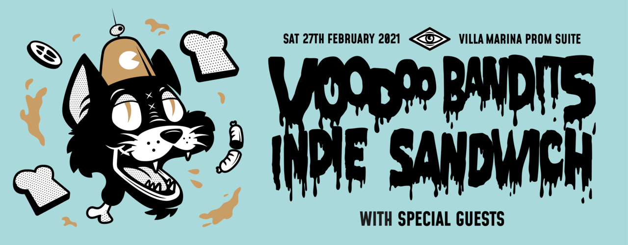 banner image for Voodoo Bandits: Indie Sandwich