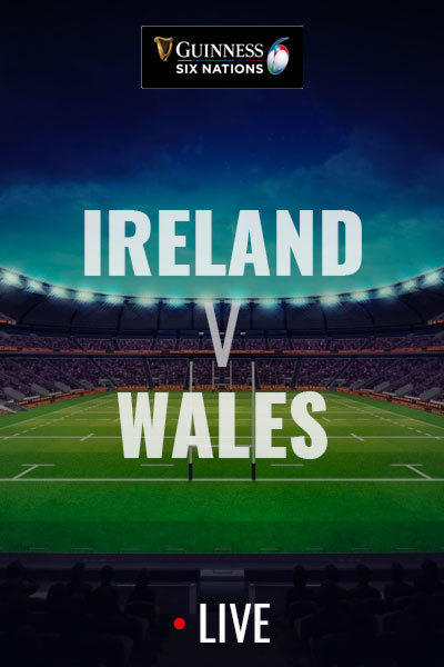 2020 Six Nations - Ireland v Wales at Torch Theatre