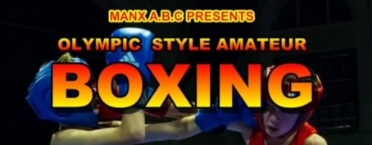 banner image for A Night of Elite Amateur Boxing - Manx ABC