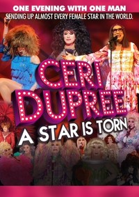 'A Star is Torn!' Ceri Dupree Poster