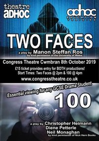 Two Faces / 100 Poster