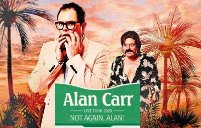 image of Alan Carr: Not Again, Alan!