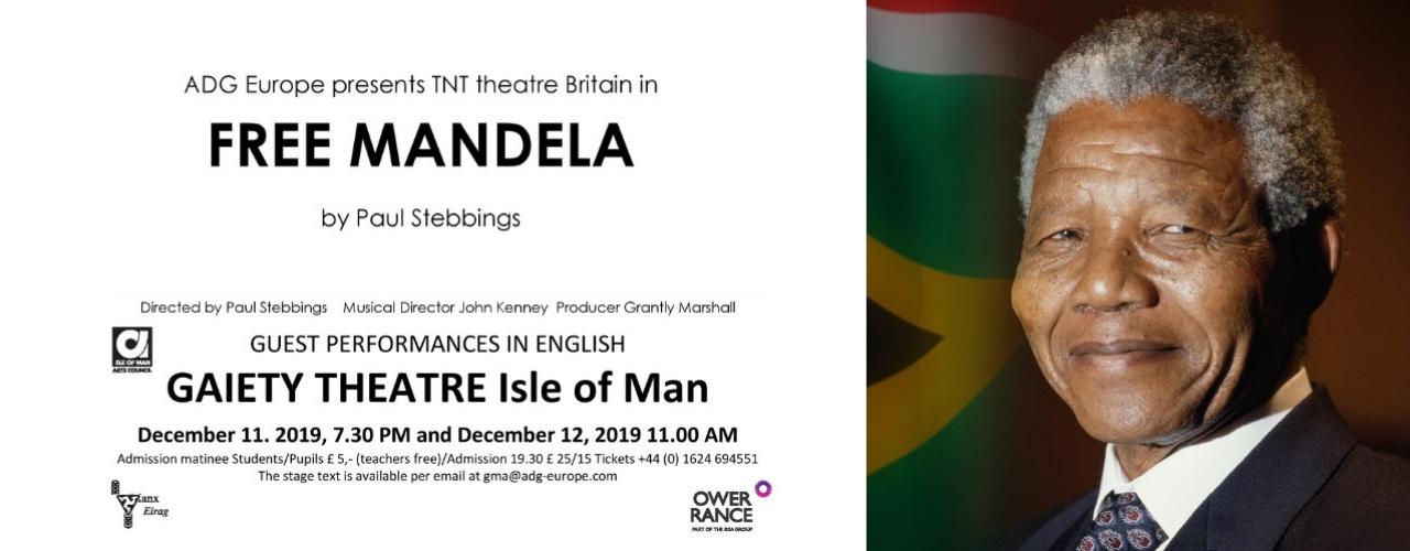 banner image for Free Mandela