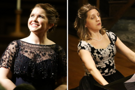 Droichead Arts Centre -            DCM | Tara Erraught and Dearbhla Collins - Showcase Recital