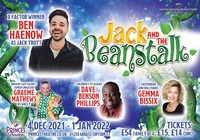 Jack and the Beanstalk Relaxed Performance Poster