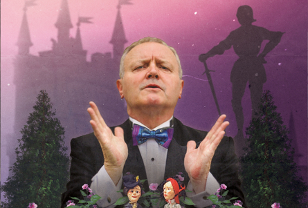 Droichead Arts Centre -            LEANBH: The Happy Prince and The Selfish Giant by Oscar Wilde