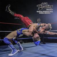 LDN Wrestling AUGUST Poster