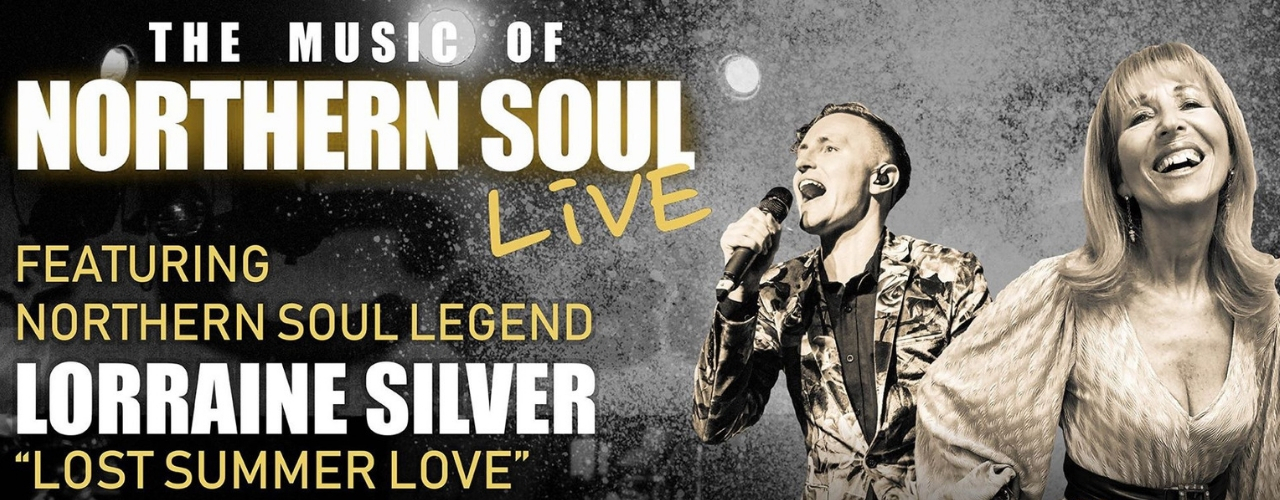 banner image for The Music of Northern Soul Live