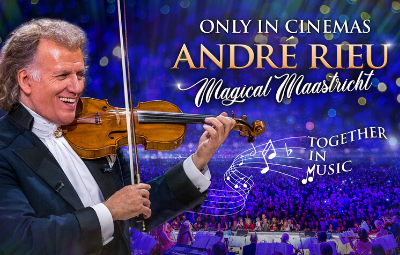 thumbnail image for André Rieu Magical Maastricht Together in Music