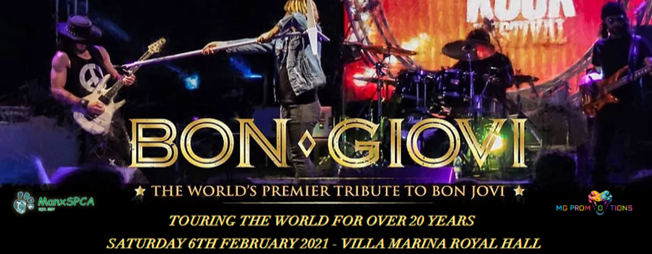 banner image for Bon Giovi