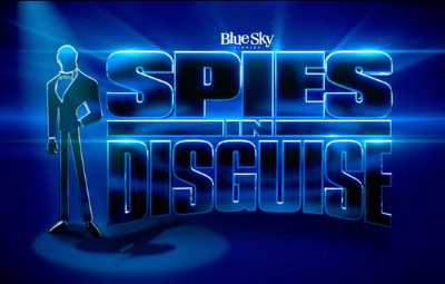 image of Spies in Disguise