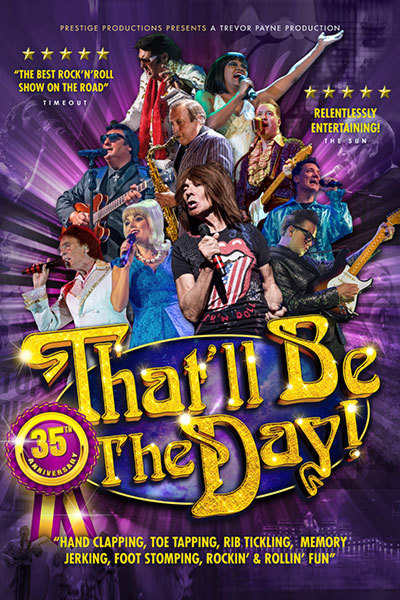 That'll Be The Day 2021 - 35th Anniversary at Torch Theatre