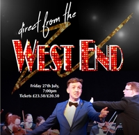 DIRECT FROM THE WEST END Poster