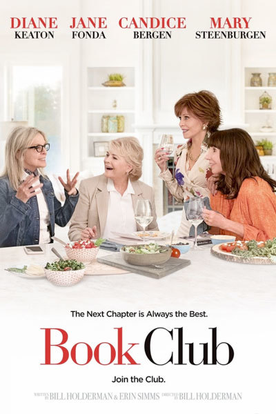 Book Club (12A) SUBTITLED at Torch Theatre