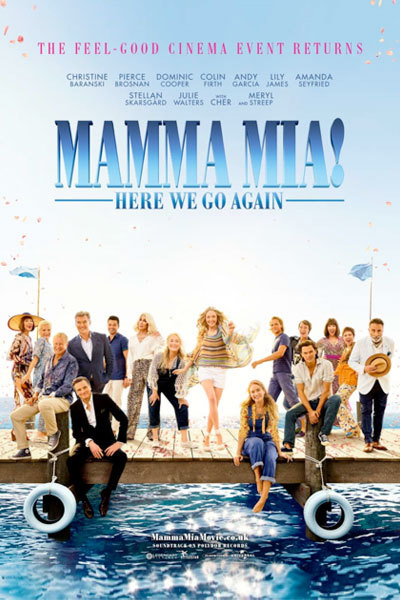 Mamma Mia! Here We Go Again (PG) at Torch Theatre