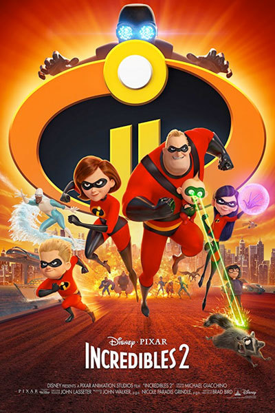 Incredibles 2 (PG) at Torch Theatre