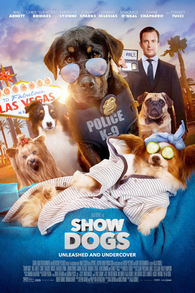 Show Dogs (PG) at Torch Theatre