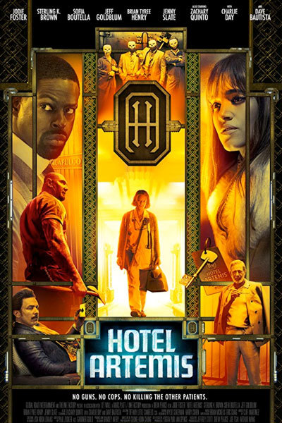 Hotel Artemis (15) SUBTITLED at Torch Theatre
